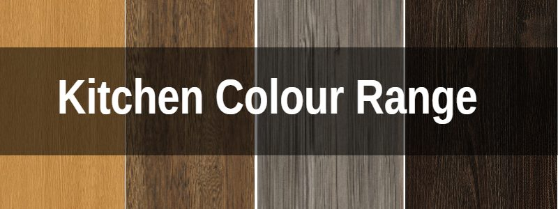 Jemcrafts Kitchen Colour Range