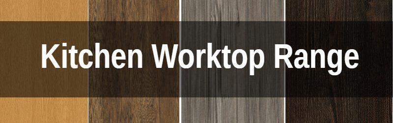 Kitchen Worktop Range Blackpool